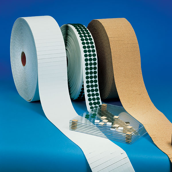 Specialty Adhesive Products Separator Pads Labels